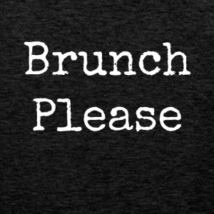 Brunch please - Men's Premium Tank Top