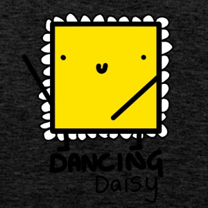 Dancing Daisy - Men's Premium Tank Top