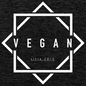 VEGAN sinds 2016 - Mannen Premium tank top