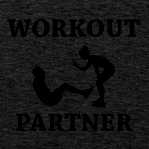 training partner - Men's Premium Tank Top