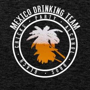 Shirt Party Holidays - Mexico - Men's Premium Tank Top