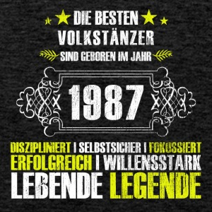 Gift for the 30th birthday of the Volksstädzer - Men's Premium Tank Top