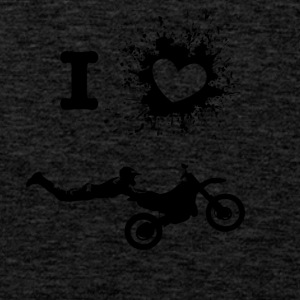 iLove flying Enduro - Männer Premium Tank Top