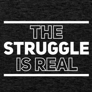 STRUGGLE - Men's Premium Tank Top