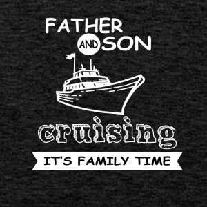 Father And Son - Cruising - Men's Premium Tank Top