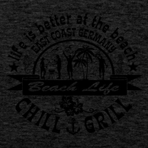 Chill Grill East Coast - Premium singlet for menn