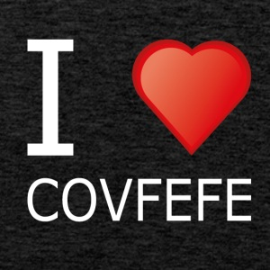 i love cofefe Trump Donald Usa - Männer Premium Tank Top
