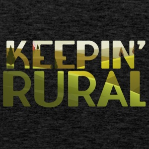 Farmer / Farmer / Farmer: Rural Keepin' - Men's Premium Tank Top