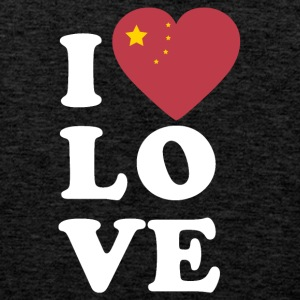 I love China - Men's Premium Tank Top