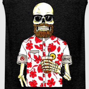 SKELETON - Mannen Premium tank top