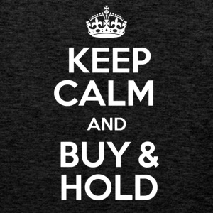 KEEP CALM AND BUY & HOLD - Men's Premium Tank Top