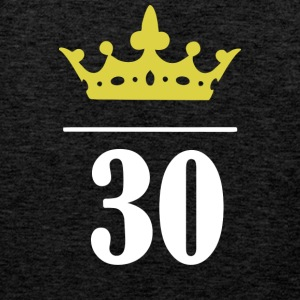 30s birthday and still princess! - Men's Premium Tank Top