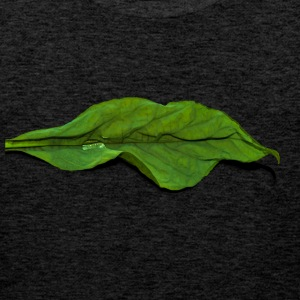Dead leaf with drops - Men's Premium Tank Top
