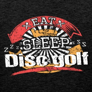 Eat Sleep Disc golf - Men's Premium Tank Top