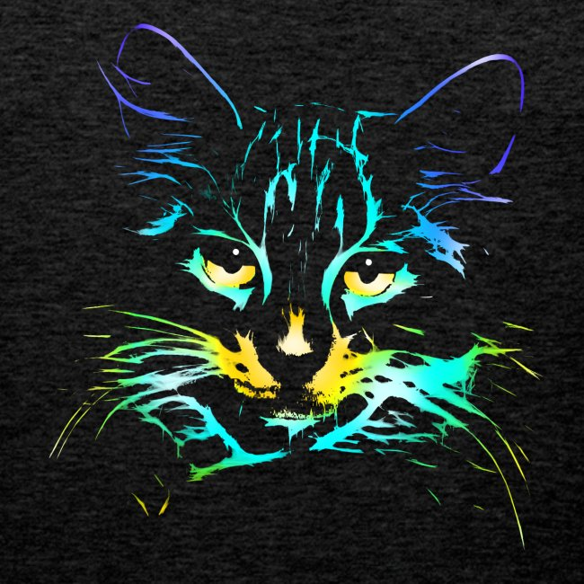 color kitty - Männer Premium Tank Top
