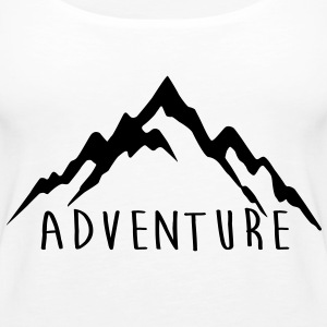 Adventure - Adventure - Premium singlet for kvinner