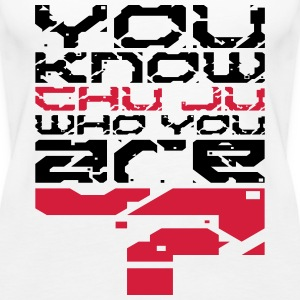 you know - Women's Premium Tank Top