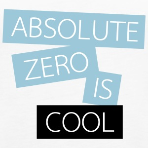 absolute zero is cool - Frauen Premium Tank Top