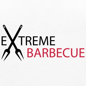 Extreme Barbecue - Women's Premium Tank Top