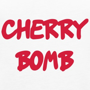 Cherry Bomb - Frauen Premium Tank Top