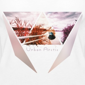 Urban Arctic - Summer Collection - Kvinnor - Premiumtanktopp dam