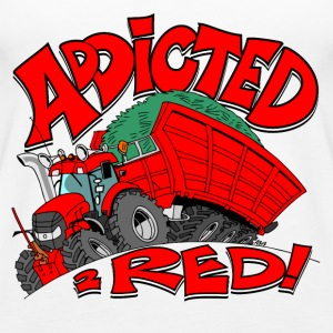 Addicted2RED - Women's Premium Tank Top