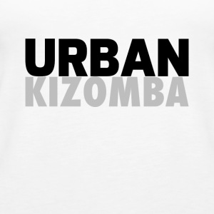URBAN KIZOMBA - to Dance Shirts - Vrouwen Premium tank top