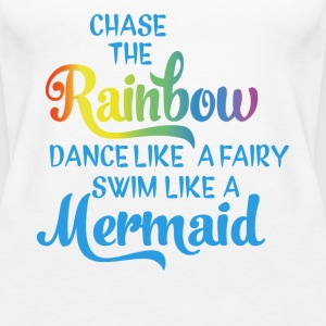 Follow the rainbow - Women's Premium Tank Top