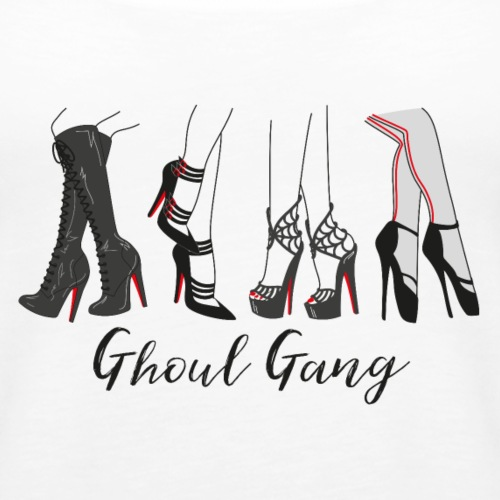 Ghoul Gang | LIMITED EDITION - Women's Premium Tank Top