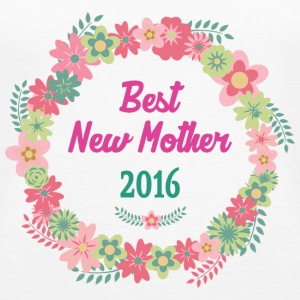 Best New Mutter 2016 - Frauen Premium Tank Top