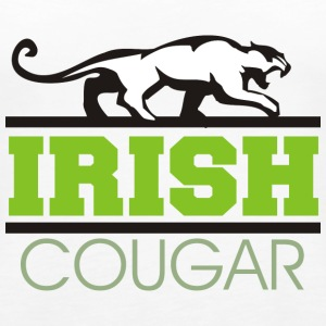 Irish Cougar Frauen - Frauen Premium Tank Top