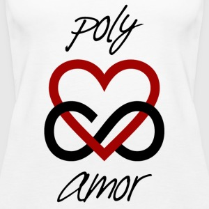 Poly Amor - Frauen Premium Tank Top