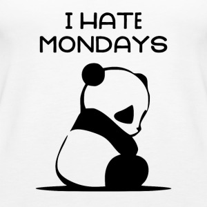 I HATE MONDAYS - Frauen Premium Tank Top