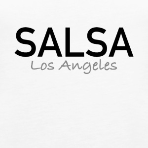 SALSA Los Angeles - auf DanceShirts - Frauen Premium Tank Top