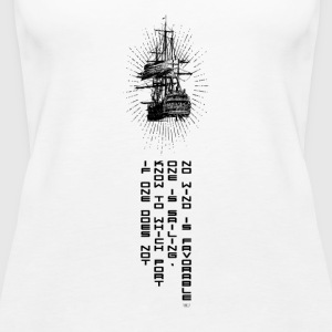 Sailing - Women's Premium Tank Top
