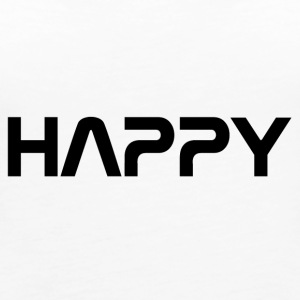 Happy - Frauen Premium Tank Top