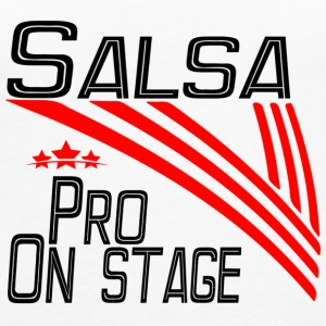 Salsa Pro - On Stage - Pro Dance Edition - Women's Premium Tank Top