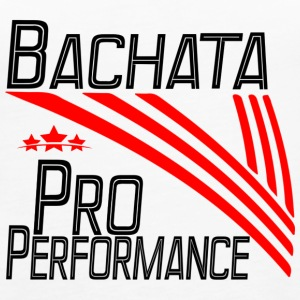 Bachata Pro Performance - Pro Dance Edition - Women's Premium Tank Top