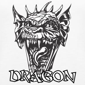 devil dragon - Women's Premium Tank Top