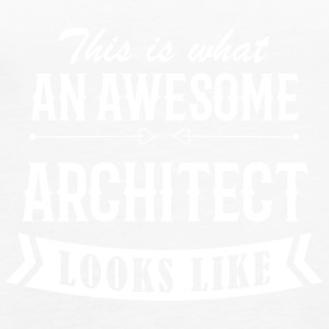 Awesome Architect - Women's Premium Tank Top