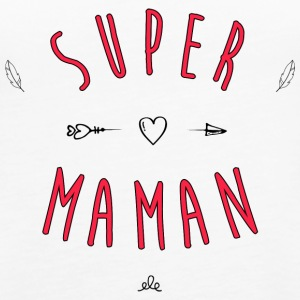 Super mom - Frauen Premium Tank Top