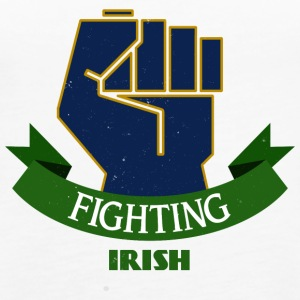 Fighting Irish - Frauen Premium Tank Top