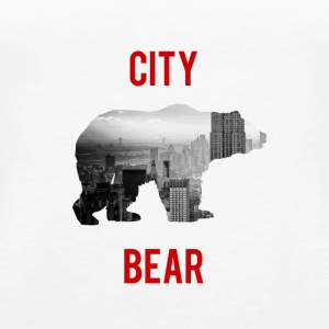City Bear StadtBär - Frauen Premium Tank Top