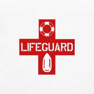 LIFEGUARD LIFESAVER - Tank top damski Premium