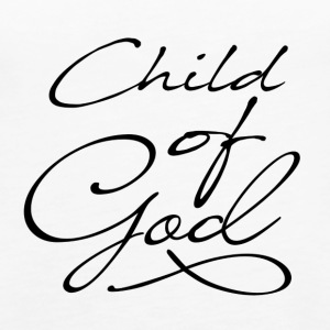 Child of god - Women's Premium Tank Top