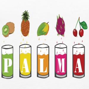 Holiday drinker PALMA - Premium singlet for kvinner