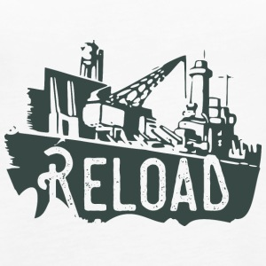 Reload - Frauen Premium Tank Top