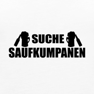 Search saufkumpanen beer drinking malle jga - Women's Premium Tank Top