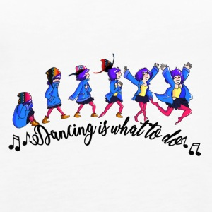 Dancing - Women's Premium Tank Top