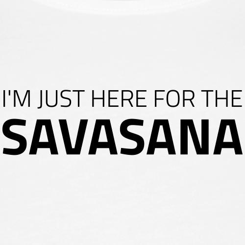 Savasana - Women's Premium Tank Top